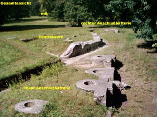 Festungen in Gärten-Gärten in Festungen
