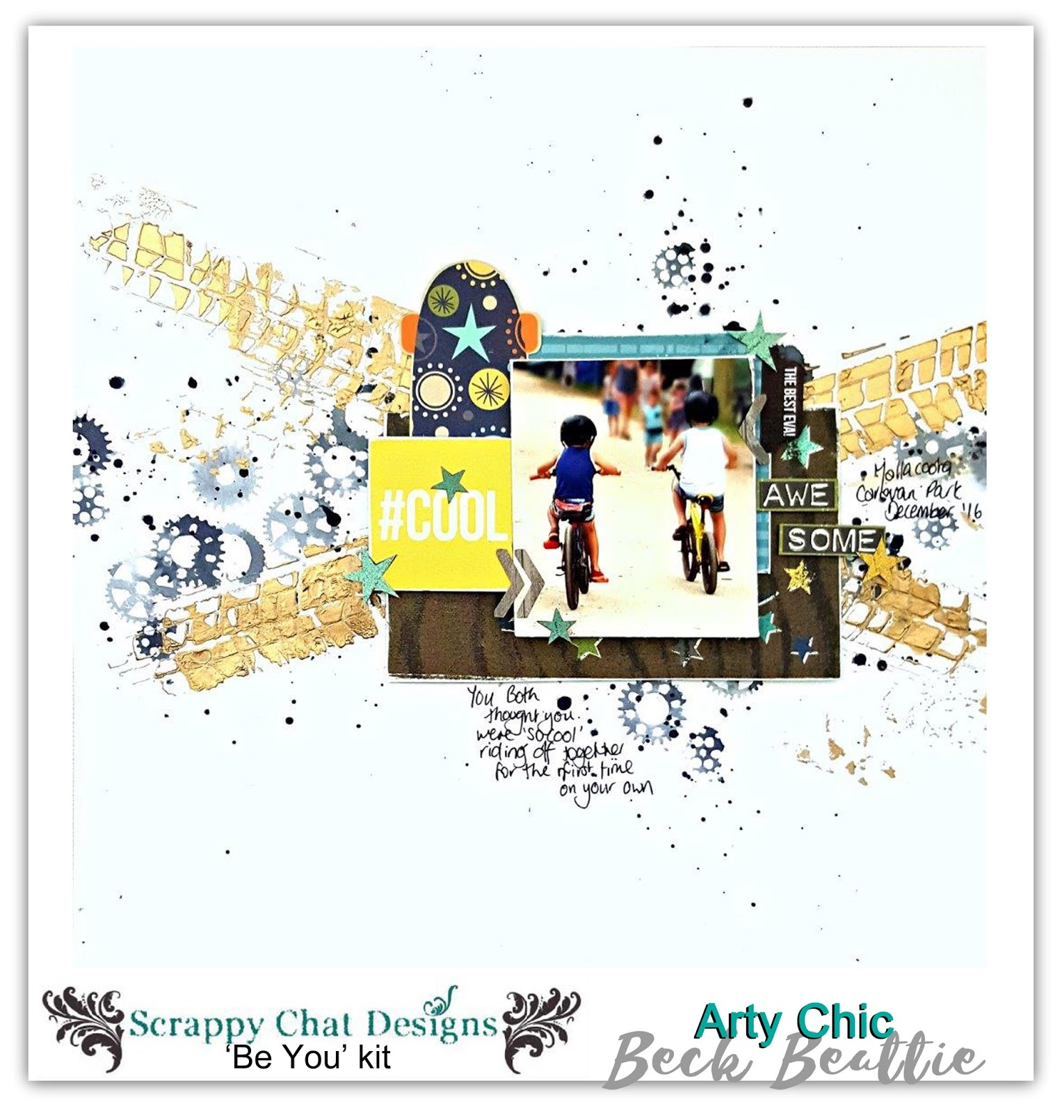 scrappy chat designs beck s bonus layouts included with tutorials