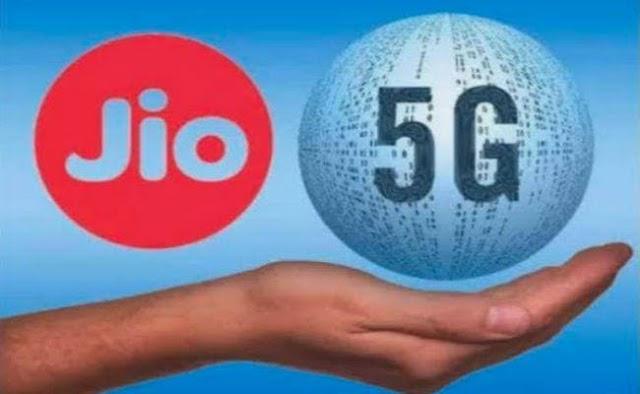JIO 5g Network - Coming Soon?