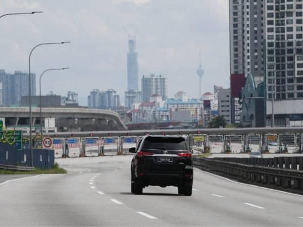 PKP Penuh Atau 'Total Lockdown' Fasa Pertama Bermula 1 Jun Selama 14 Hari