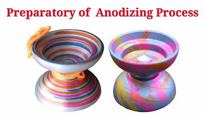 Anodising Prakriya ki Taiyari एनोडाइजिंग प्रक्रिया की तैयारी Preparatory of  Anodizing Process