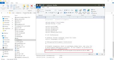 Xuất file HEX và thay đổi thư mục lưu file HEX Arduino IDE