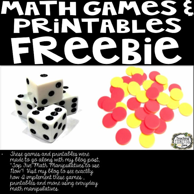 Math Games and Printables Free