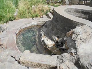 mineral baths at montezuma new mexico