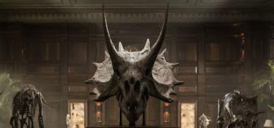 Triceratops en Jurassic World el reino caído