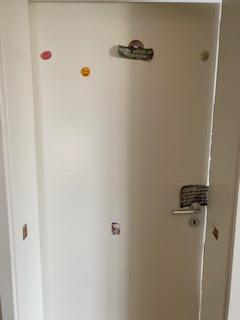 Porte chambre Lucie