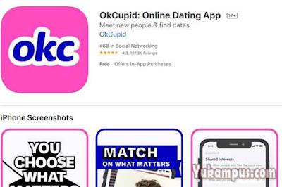 okcupid aplikasi