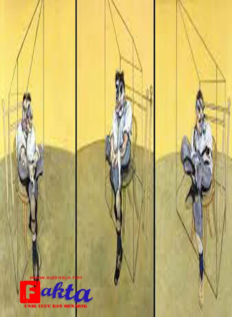 lukisan three studies of lucian freud lukisan paling mahal di dunia