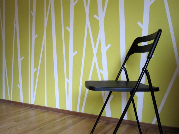 Fabulous Wall Patterns (Plaid, Argyle, Chevron & More): No Stencil ...