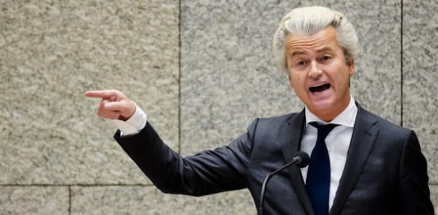 Politisi Anti-Islam Geert Wilders: Lomba Kartun Nabi Muhammad Berakhir