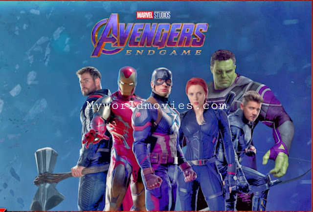 Latest new english movie avenger endgame