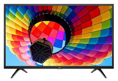 6. TCL 40D3000 Full HD Smart LED TV (40 inch)