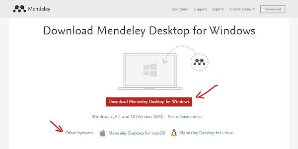 Cara Menggunakan Mendeley