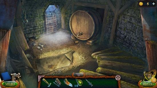 дверь открыта и лестница на верх в игре затерянные земли 4 скиталец