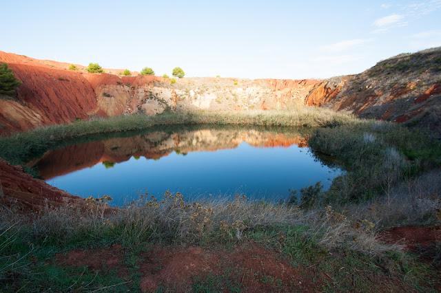 Cava di bauxite-Otranto