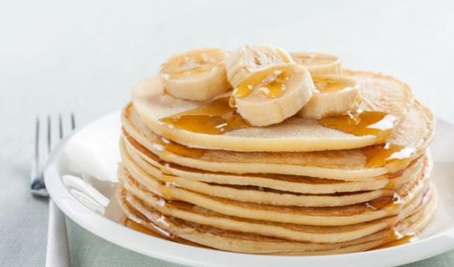 sudah lama sekali saya tidak memposting artikel lagi di blog ini mungkin hampir  Resep Pancake Tanpa Baking Powder
