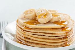 Tukang Masak - Resep Pancake Tanpa Baking Powder