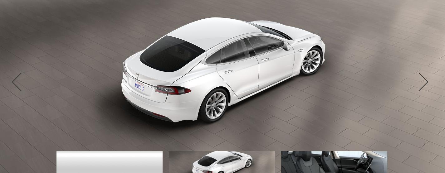 Tesla Model S Facelift (2017) 12