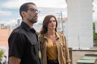 Bruno Bellarmino e Mayana Neiva no 1º episódio da 4ª temporada (Divulgação: Universal TV)