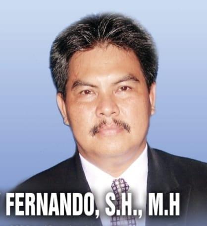 LEGAL OPINI Dr. Youngky Fernando, S.H.,M.H. Sebagai Ahli Menyikapi Kasus Eggi Sudjana