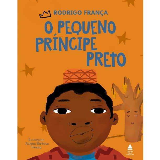 Imagem: O Pequeno Príncipe Preto