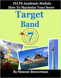 2.Target Band seven: Academic