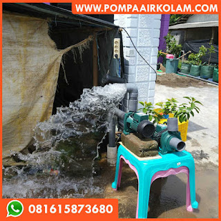 Pompa Air Kekuatan Super