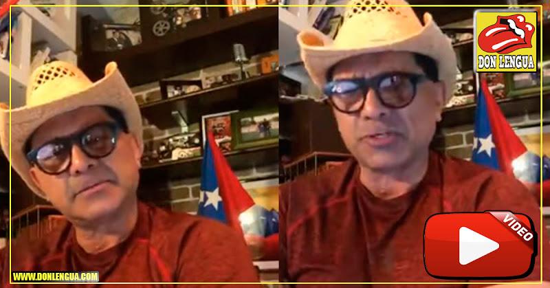 Franklin Virgüez indica desde Miami que el G2 está dando informaciones contra Juan Guaidó