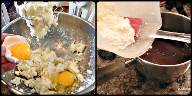 chocolate, pie, cheesecake, ganache, mousse