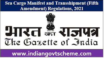 Sea Cargo Manifest and Transshipment
