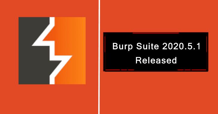 Burp Suite 2020.5.1