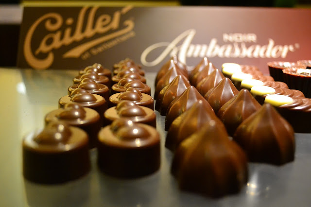 maison cailler fabrica de chocolate suiza