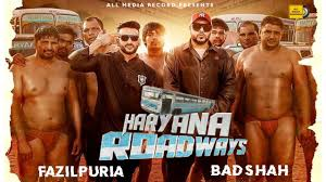Haryana Roadways Lyrics By Fazilpuria