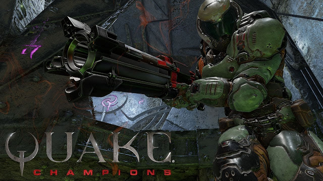 QUAKE CHAMPIONS: Official Game Direct Free Download