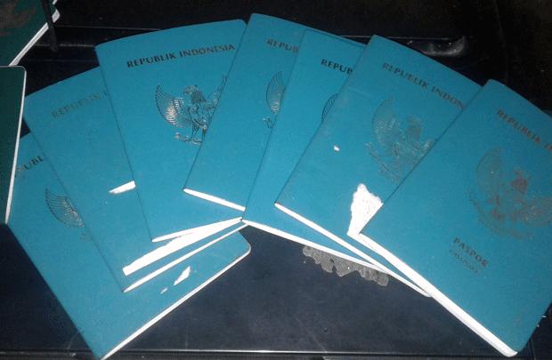 paspor baru jadi