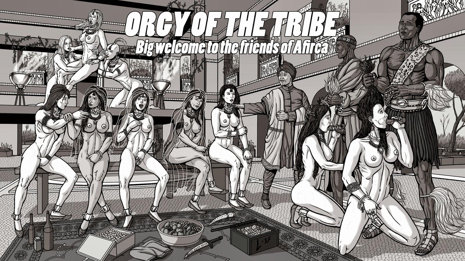 Tribal Orgy 30