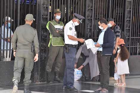 المغرب يسجل 1018 إصابة جديدة مؤكدة بكورونا خلال 24 ساعة