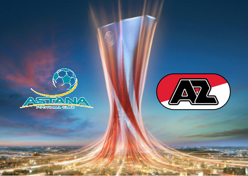 Astana vs AZ -Highlights 7 November 2019