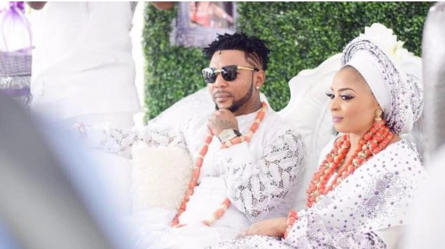 Oritsefemi Reconciles With Wife, Nabila Fash Amid Domestic Violence & Infidelity Allegations #Arewapublisize