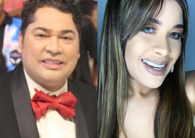 """Pamela Suarez, nueva co-presentadora de """"Pégate y Gana con El Pachá"""""""