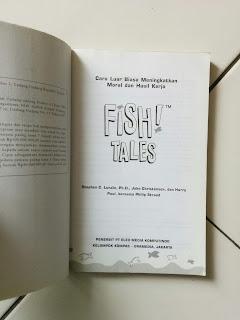 Buku Bekas Fish Tales