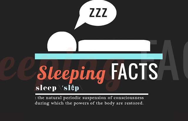 10 Facts About Sleeping #Infographic