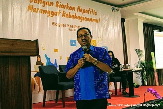 Mengenal Hepatitis bersama Prof Wibawa