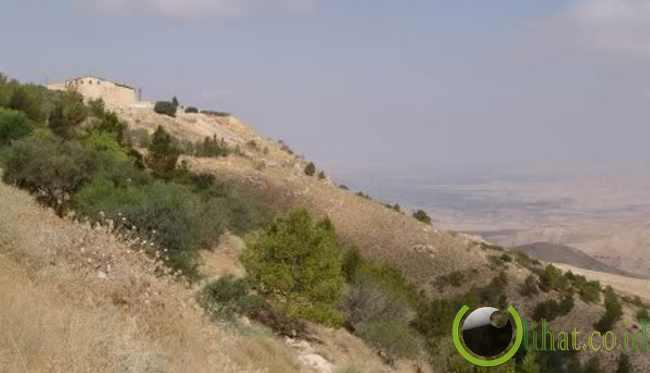 Gunung Nebo, Yordania