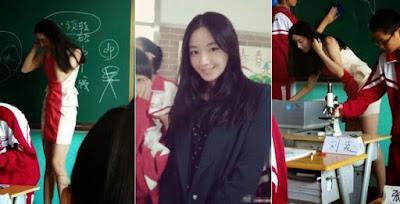Lima Guru Cantik Yang Jadi Viral di Internet