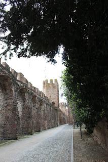 interno delle mura