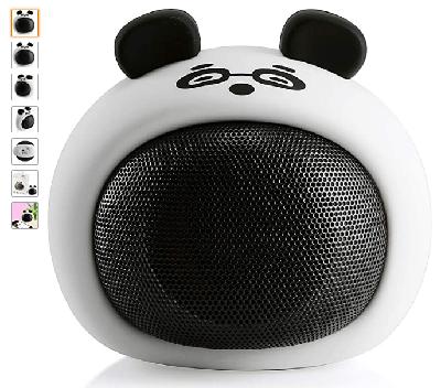 Compact iCute Bluetooth Wireless Speaker - Panda