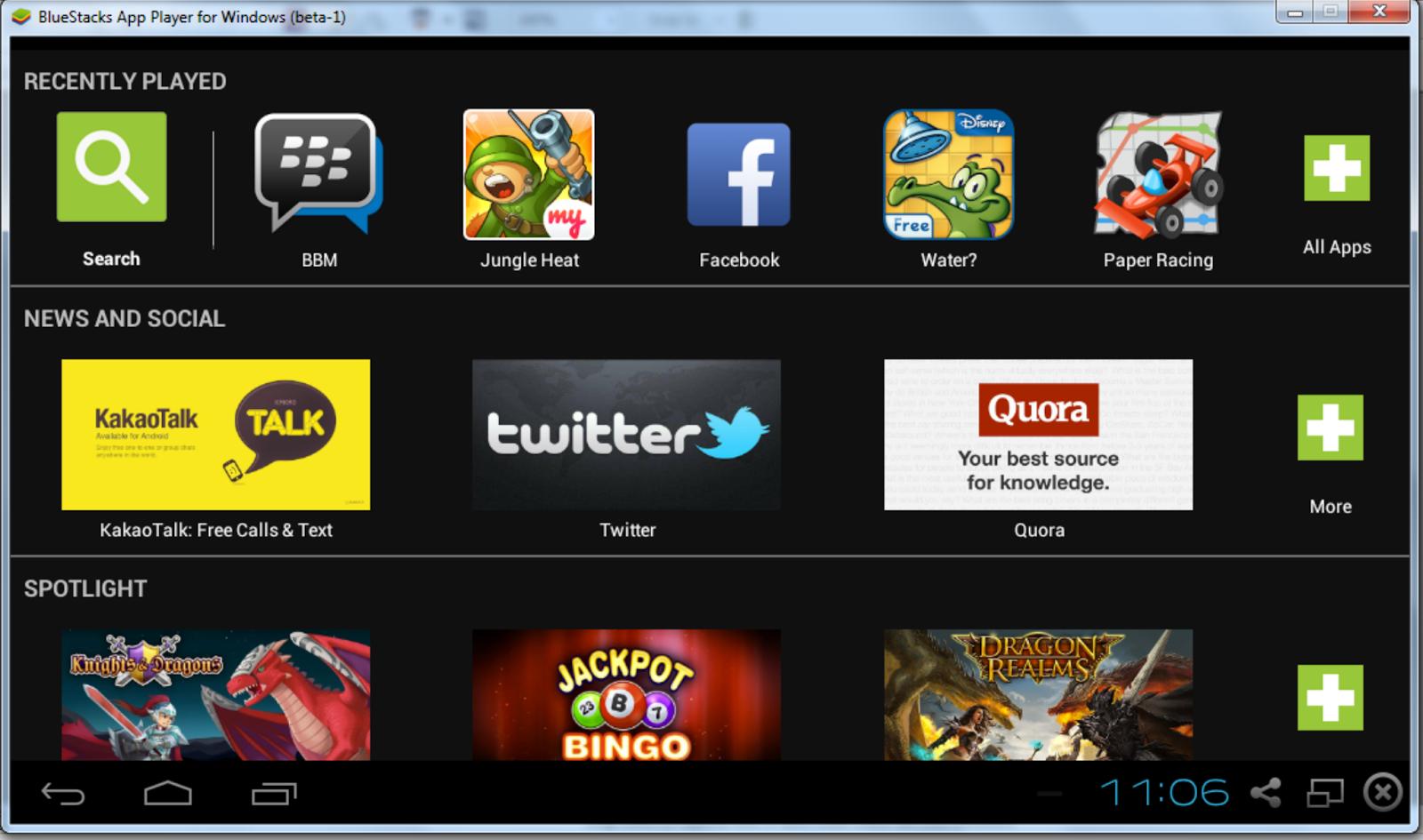 Download BlueStacks Offline Installer 2014 Terbaru | Grateez
