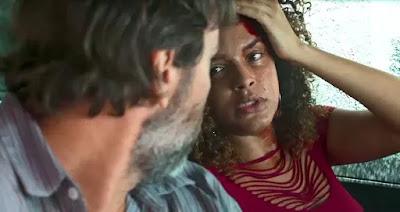Elias (Marcelo faria) deixa Rosemary (Kizi Vaz)