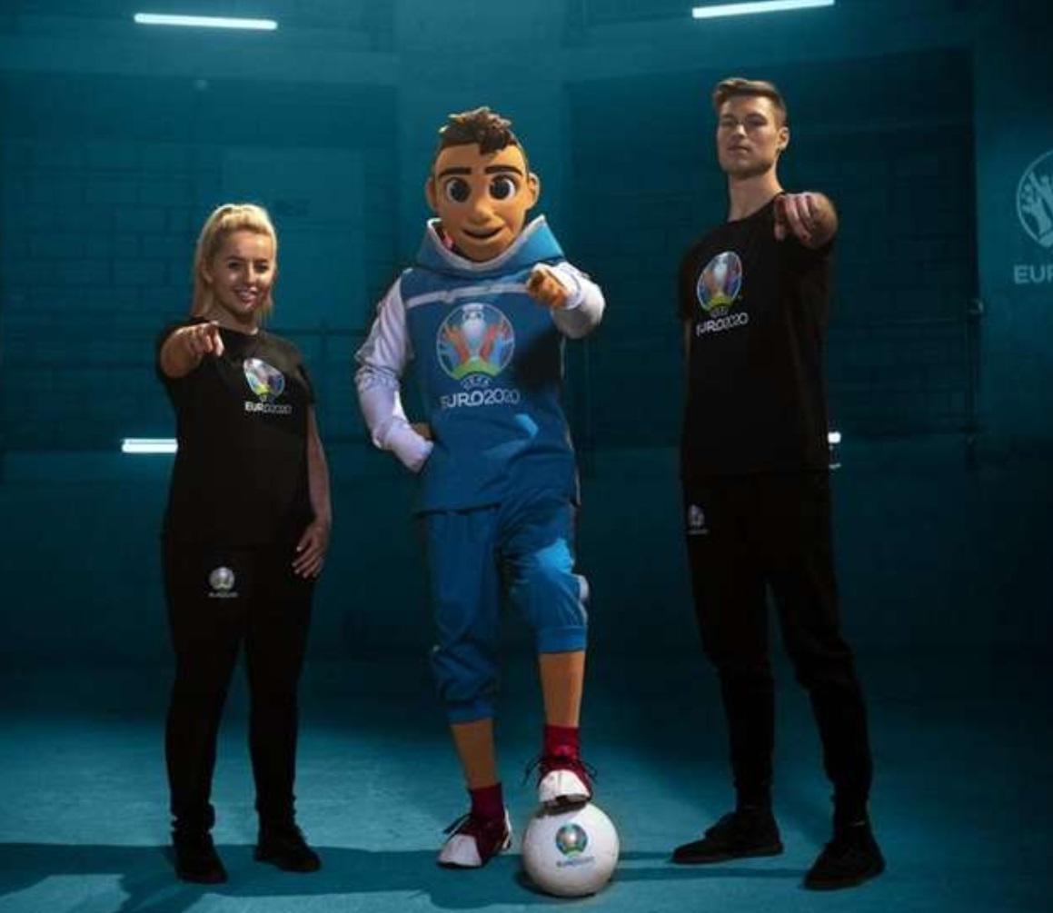 Skillzy Euro 2020 Mascot